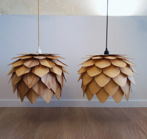 FAST SHIPPING/Wooden Chandelier /Wood pendant light/ Wood Handing Lamp / Handing ceiling lamp / Pendant Lamp