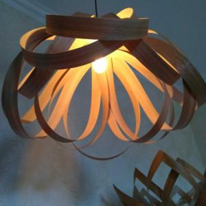Ceiling Light/Lighting Chandelier Lighting/Wood lights/Pendant Light/Wooden lamp shade/Unique lamp shade/Handing Light/Wood Pendant Light