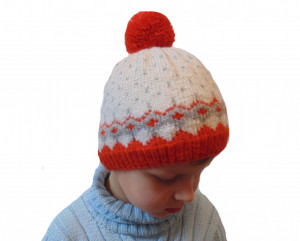 Knitted hat, winter hat, hat with a pompon, boy hat, girl hat, handmade hat,knitted hat, winter hat, handmade hat, baby hat, warm hat