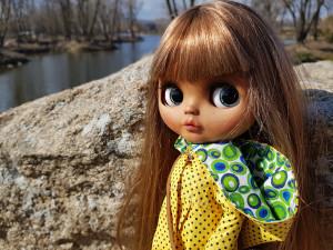 Custom blythe doll Keith OOAK - Doll Blythe tbl