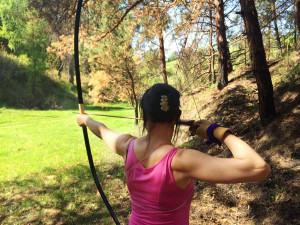"Japanese Yabusame Traditional Bow, Samurai Style Mounted Archery, 59"" Bamboo Cowered Bow for Japanese Horseback Archery"