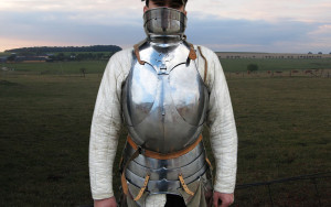 14th Knight Armor Сuirass, Full Contact Armor for SCA Fencing and Buhurt, Battle Ready ArmorSteel Сuirass for Middle Age Reenactment