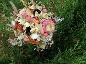 Dried Wedding Bouquet,Rustic Wedding Bouquet,rustic flowers,Dry Decor,dried wildflowers,boho flowers,rustic bouquet,woodland wedding,
