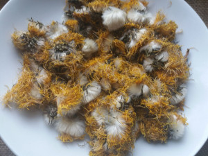 organic dried flower,Real dried dandelions,dried Dandelion tea Organic Home grown Air freeze dried No chemicals or preservatives added