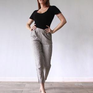 LINEN PANTS, womens pants, wide leg pants, thai pants, plus size harem pants, pants women, bohemian pants, sexy pants, linen pants women