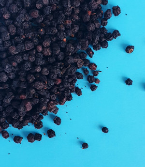 Blueberry, 1lb Berries Dried, 100% Organic, vaccinium myrtillu, healthy lifestyle, wild harvested berry