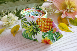 Mens Necktie ALOHA Hawaii Tropical Floral Pineapples Hawaiian Wedding Men's Hibiscus Floral skinny tie Wedding Ties  Necktie for Men SALE