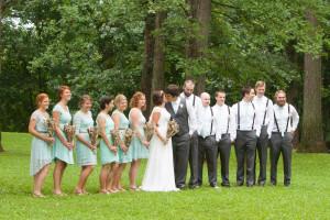 Pale Mint Men's Ties  Men's skinny tie  Wedding Ties  Necktie for Men Special Order