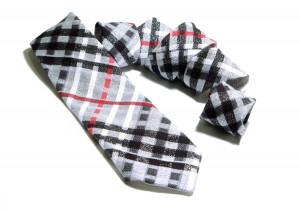 Tie for Boys Holiday Christmas Necktie - Silver Tie -Boy Toddler - little man tie - little boy tie - baby tie - holidays tie - Photo Prop