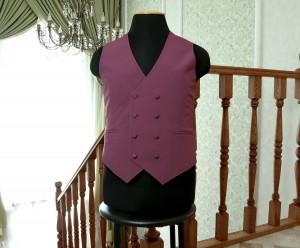 CHIANTI Vest David's Bridal  Groomsmen Vest Wedding Vest Special Order