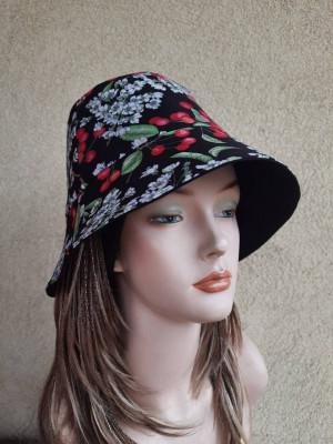 Women's rain bucket hat