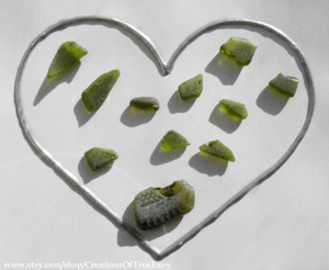 11 pcs Green sea glass from Black Sea Set of natural beach glass Craft supplies for crafts seaglass Handcrafted jewelry supplies A9F SGL8