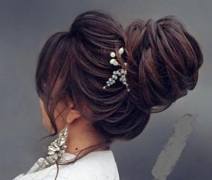 Crystal Bridal earrings Bridesmaid Jewelry Silver Earring Bridal Jewelry Pearl earrings Wedding jewelry Swarovski earrings Bridal Chandelier