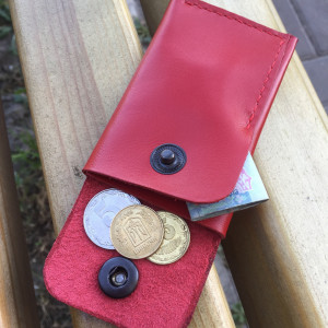 Valentines gift unique gifts, Personalized wallet, Leather Coin Pouch, Leather Coin Purse, Leather Coin Wallet, Leather Coin Holder