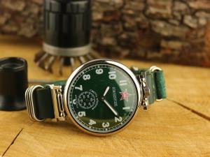 Vintage watch, Komandirskie watch, military watch, original watch, mens USSR watch, soviet antique watch