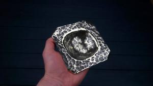19th anniversary gift, Bronze ring bowl, Bronze ring dish for 19 year, 19th anniversary gift for her, 19th anniversary gift for him, bronze