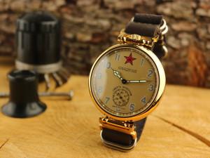 Soviet watch, Komandirskie watch, original watch, mens USSR watch, rare vintage watch