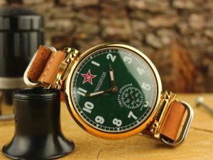 Soviet watch military watch, Komandirskie watch, rare watch, vintage USSR watch, mens retro watch