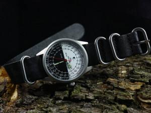 Raketa watch, Sputnik watch, day night watch, 24 hour watch, ussr watch russian watch mechanical watch mens watch vintage watch soviet watch