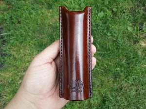 Original Key Case, Leather Key Case, Cylinder Key Case, Vegetable Tanned Leather, Veg Tan Leather, Original Gift