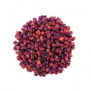 Viburnum berries, Guelder rose, Dried Organic Red Viburnum
