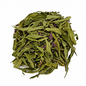 Wild Siberian Ivan tea, Willow herb Tea, Ivan Tea leaf and flower, Dried willow herb