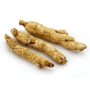 Ginseng root, Dried ORGANIC Red Panax Ginseng Root