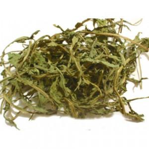 Dried Dandelion Leaf & Stems, Taraxacum officials, Organic Dried Dandelion