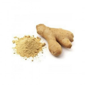 Ginger Root Powder, Dried ORGANIC Ginger Root Powder