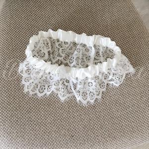 Lace garters for wedding, bridal garter, white wedding gift, wedding garter, lace garters for wedding, lace garter set, toss garter