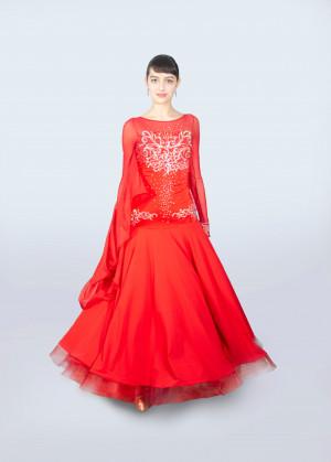 Dress for ballroom dancing FAIRY QUEEN
