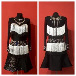 Latin Dress for ballroom dancing DIVA