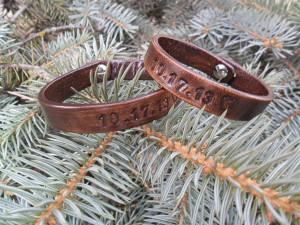 2x Best friends bracelets Cuff leather bracelets BFF bracelet His Hers Bracelets Wedding anniversary gift Personalized engraved wristband