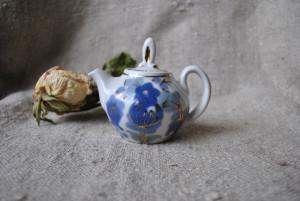Soviet small porcelain Tea Pot