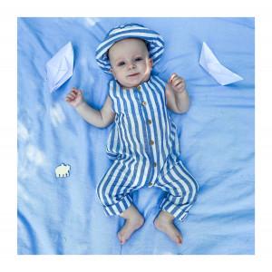 Baby boy romper linen baby romper baby marine baby girl romper linen baby romper premie baby boy clothes gender neutral baby