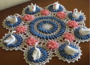 doily tablecloth, lace Doilie,table decoration, crochet doily, Home Decor, vintage crochet, crochet doilies,  Crochet Home Decor,