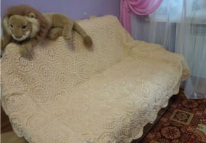 warm blanket crochet blanket winter blanket crochet afghan blanket Knitted Afghan Hand Knitted Afghan beige blanket Handmade Knit Blanket