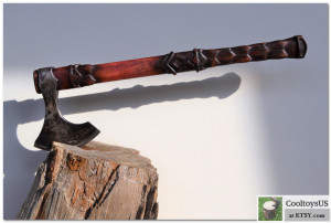 "Viking personalized axe ""Heritage""- Othila is a positive Rune says about the need to leave outdated things and habits and to take merited."
