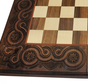 3 in1 Chess board wooden & backgammon with figures Chess set wood Checker board Chess box Wooden board Husband gift Boyfriend gift Mens gift