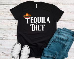 Cinco De Mayo Shirt tequila shirt festivals shirts festival fashion birthday tshirt gifts for her festival tshirt, Fast Shipping