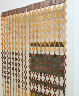 Bead Curtains for doorway Wall decoration Room divider Bedroom screen Split the room