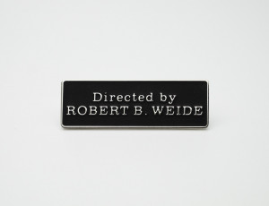 Directed by Robert B. Weide Internet Meme Enamel Metal Pin - Dank Memes