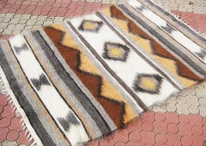 Merino Wool blanket Very large Natural throw blanket Wool heavy blanket Organic throw blanket boho Hypoallergenic bohemian throw blanket
