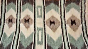 Adult throw blanket Warm Natural heavy blanket Soft Wool thick blanket Organic Sheep Plaid boho Hypoallergenic bohemian throw blanket