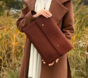 Document Holder, Leather Folder for Women and Men, Leather documents holder , Personalized document case, Folder Case, Bag For Documents