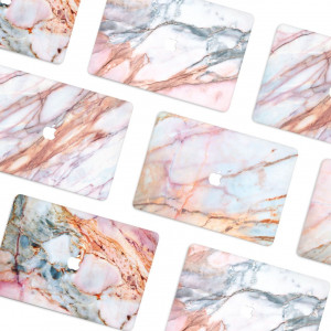 Marble Macbook Pro Case White grey pink marble Air 13 Case Mac book 15 inch Case New MacBook 2018 Cover Hard Shell Macbook 12 Retina 15 Gift
