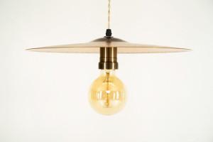Vintage cymbal pendant lamp lights Ideas for living room metal ceiling pendant decor pendant chandelier decorative drum pendant lighting