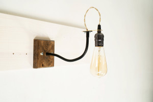 Wall lamp Pride&Joy light loft minimal wall light overhead task light sconce lamp sconces wall lights
