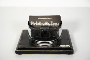 Car parts Business Card Holder Pride&Joy Office accessory Desk accessory Card holder Business Card Stand Card Display Display Stand Gifts