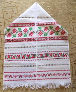 AWESOME Hand embroidered Ukrainian embroidery Towel RUSHNYK RUSHNIK